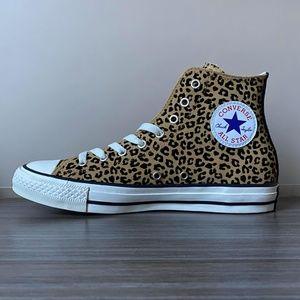 Converse CTAS CHUCK TAYLOR HI Leopard Print